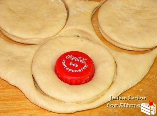 Вкусные и быстрые пончики