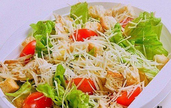 Салат «Цезарь»: 5 рецептов