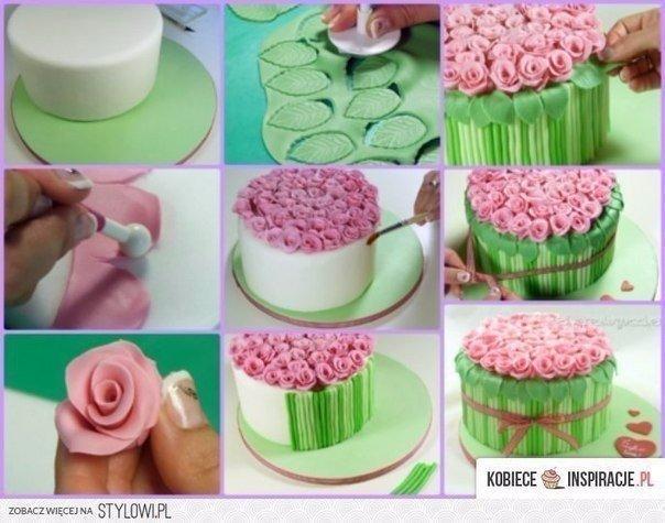 идеи для тортов фото