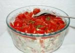 Салат «Красная шапочка».