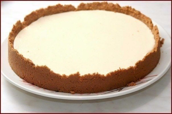 Бостонский кремовый торт.