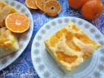 Мандариновый пирог от Наты Киселевой.