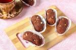 Пирожное «Картошка» из печенья.