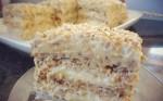 Торт «Египетский». Этот рецепт будут выпрашивать все гости.