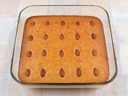 «Басбуса» — известная арабская сладость