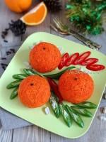 Салат-закуска «Апельсин»