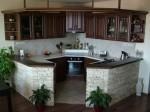 Идея для кухни в квартире-студии. Как вам?