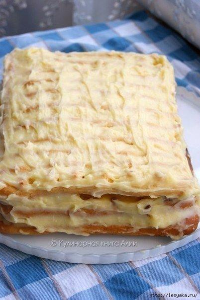 Оригинальный и вкусный торт «Тропиканка».