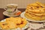 Кыстыбый — вкусные татарские лепешечки с картошкой-пюре