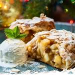 В Чехии и Словакии новый год не обходится без ароматного национального десерта – яблочного штруделя.