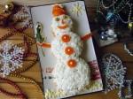 Салат «Новогодний» для детей