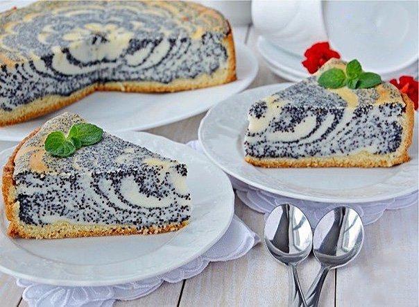 Быстрый и полезный пирог