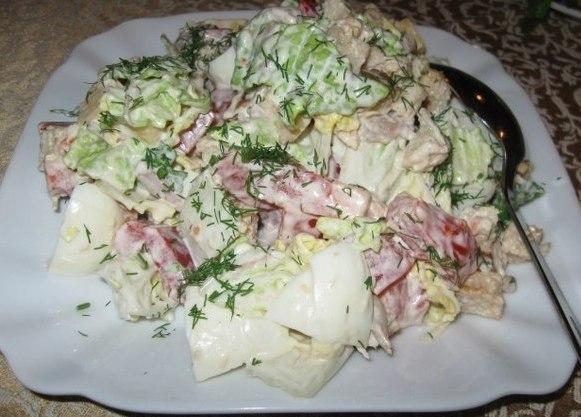 ☀6 салатов с ПЕКИНСКОЙ КАПУСТОЙ!☀