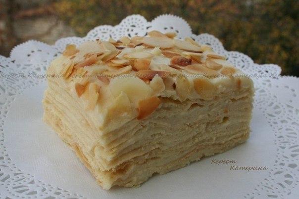 Торт «Наполеон».