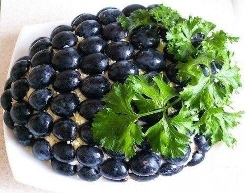 Закусочные рулетики из армянского лаваша.