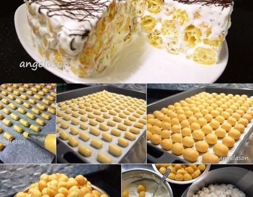 Торфяной пирог или Turbakook
