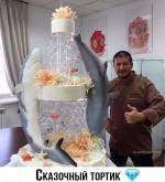 Торт-безе «Павлова».