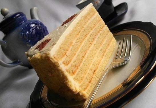 Торт «Медовик-Light»